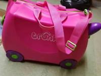 Pink trunki case