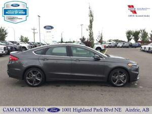 2017 Ford Fusion V6 EcoBoost Sport AWD