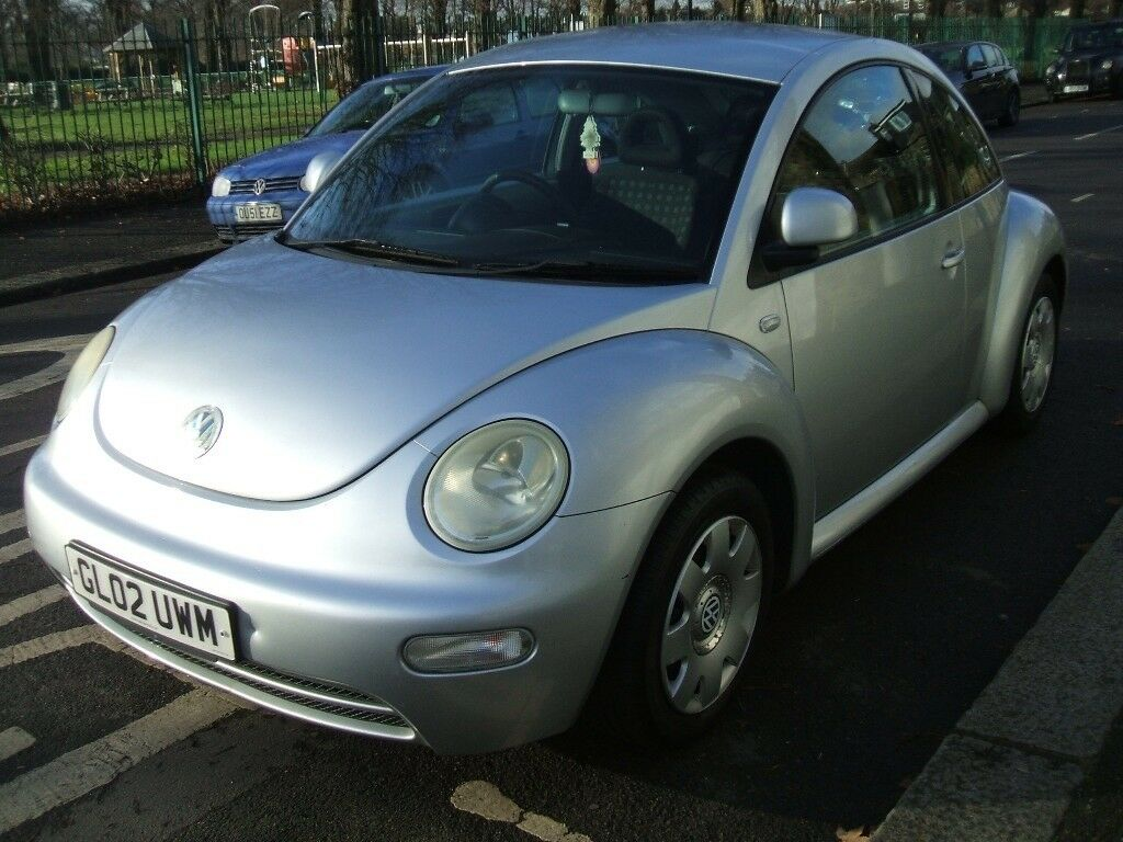 vw beetle 1.6 petrol start and drive spare and repare