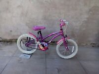 "Apollo Popstar 16"" wheels girls bike"