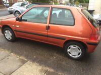 Peugeot 106 1.1 Ltd Edn Independance