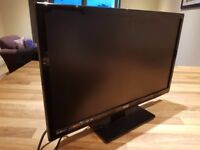 BUSH LED TV 21.5 inchs with built in DVD player - Brand New