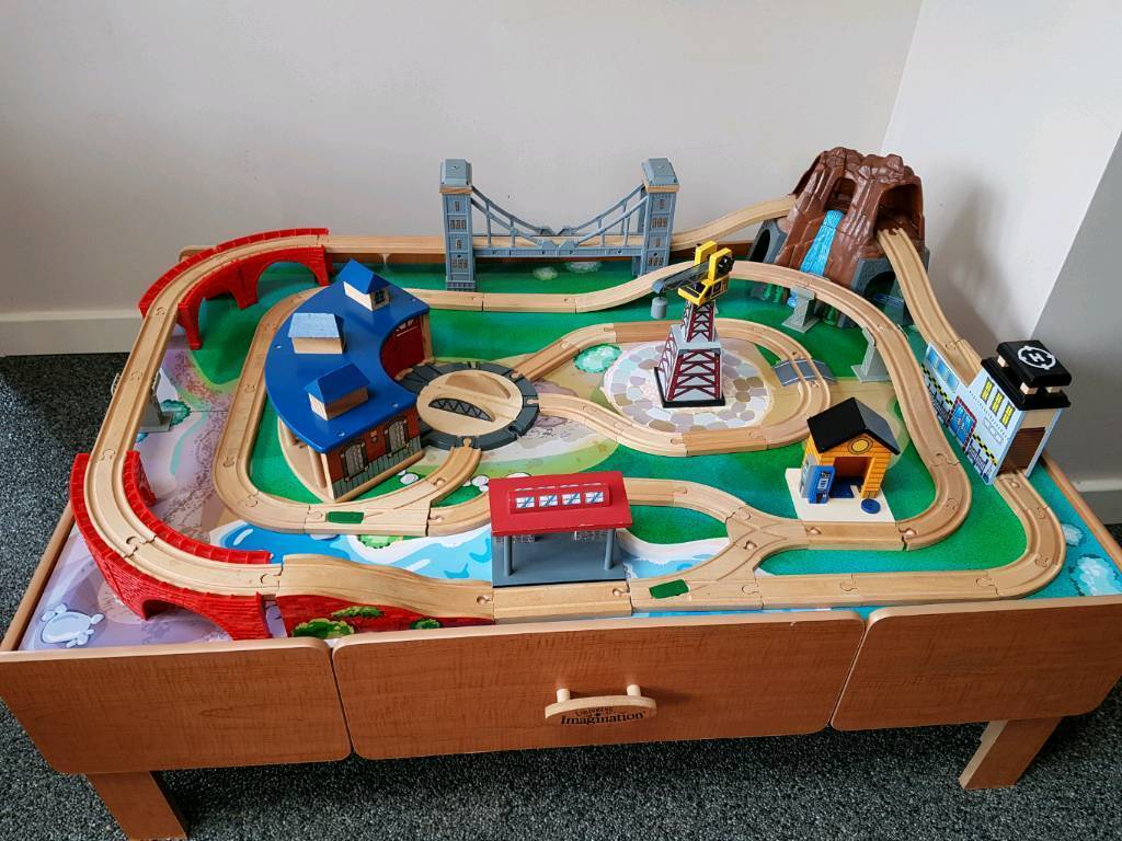 Universe of imagination train table | in Langley Mill ...