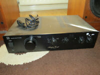 Dual PA-5030 integrated amp.