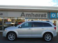 2011 Dodge Journey R/T AWD Backup Camera/ Leather Interior