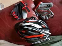 Muddy Fox cycle helmet