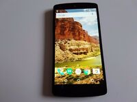 LG Nexus 5 , Perfect working condition, UNLOCKED to all networks
