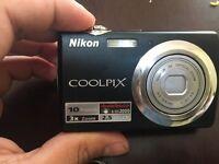 Nikon coolpix 10.megapixel