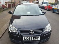 Volkswagen POLO Full service history with 1 previous owner & 6 months MOT remaining