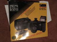 Kodak Camera Kit - HD 6000F