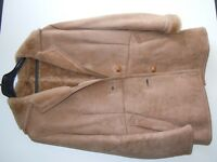 RICHARD DRAPER SHEEPSKIN COAT