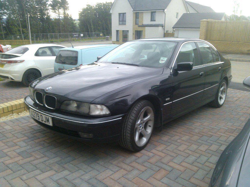 2001 BMW 5 series E39 523I SE , LEATHER INTERIOR, LONG MOT ...