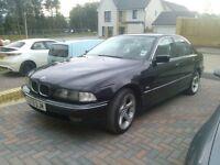 2001 BMW 5 series E39 523I SE , LEATHER INTERIOR, LONG MOT,,LOW MILES
