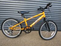 CHILDS APOLLO BIKE IN EXCELLENT LITTLE USED CONDITION.. (SUIT APPROX. AGE. 6 / 7+)..