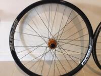 Hope pro 4 spank wheelset