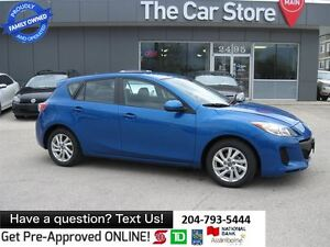 2013 Mazda MAZDA3 GX - BLUETOOH usb 1OWNER clean carproof
