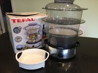 TEFAL STEAM CUISINE - EASY STORE