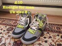 Energie Men UK Size 8 - Worn couple of times only