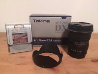 Tokina 11-16mm F2.8 AT-X PRO DX - Canon Fit