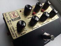 EDEN WTDI - Bass D.I. pedal