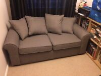 Sofa bed - double - Barely used, only 3months old
