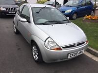 Ford ka 1.3 special edition style 2008 facelift model 3 door hatch mot February 2019 one owner 42000