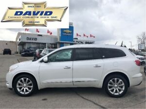 2016 Buick Enclave PREMIUM AWD/ LEATHER/ SUNROOF/ REMOTE START !