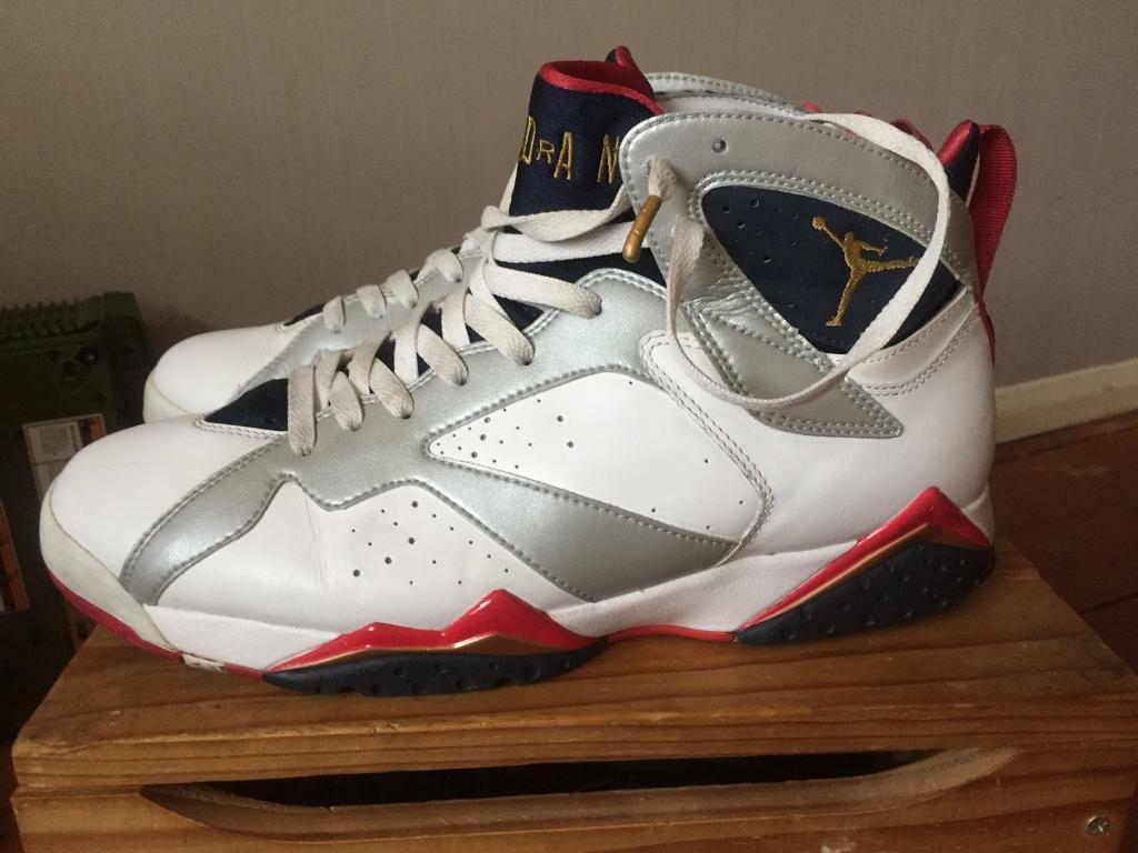 huge selection of 518ce 0e6bc Air jordan 7 olympic 2012 (size 10-5) | in Tooting, London | Gumtree