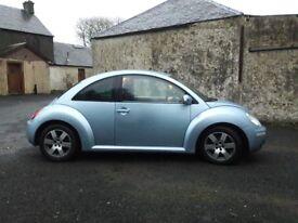 2007 1.9 TDI Volkswagen Beetle