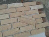 Brick Slip Tiles Neo Magsolia. Colour #453 HAND MOULDING