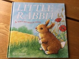 A Little Rabbit, Little Mouse I Love You 2 childrens books New