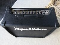 """Hughes & Kettner """"edition blue"""" 15-R amp combo with reverb"""