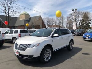 2015 Lincoln MKX AWD- PANORAMIC SUNROOF, NAVIGATION SYSTEM