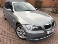 BMW 3 SERIES 330i SE SALOON 2006** PETROL** LEATHER** SERVICE HISTORY**