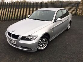 2006 56 BMW 318 ES 4 DOOR SALOON CAR 6 SPEED MANUAL - *ONLY 3 FORMER KEEPERS* - MAY 2017 M.O.T!