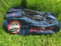 Tennis bag Racket holdder Babolat Competition Team RETRO with WTA signatures