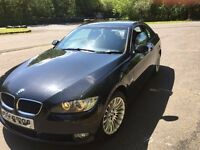 BMW 3 Series 320i SE Auto Coupe Black (59plate) Immaculate/Lady owner (PRICED TO SELL)