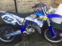 Yz 125 Mx Dirtbike