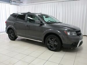 2018 Dodge Journey QUICK BEFORE IT'S GONE!!! CROSSROADS SUV w/ B