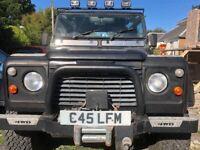 Land Rover, LR 90 4C REG, 1986, 2495 (cc)