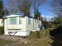 BEWDLEY SITED STATIC CARAVAN WITH CLUBHOUSE, SWIMMING POOL
