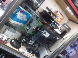 Come to Cash Pawn with your Consoles and Games to receive CASH! We also provide LOANS! Visit us today!