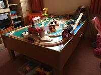 Train/Play table