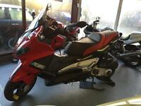 "07 Gilera Nexus sp 250cc ""HURRICANE CAR & MOTORCYCLE SALES"""