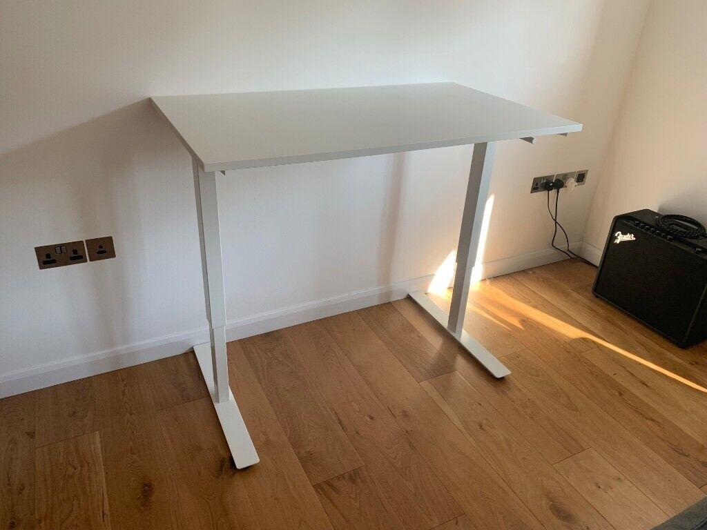 Ikea sit stand desk skarsta in hackney london gumtree