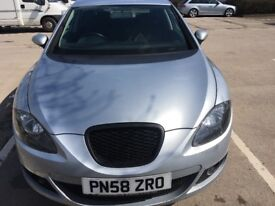 2008 Seat Leon 1.4 TSI Stylance 120Bhp Sale or Swab for LHD