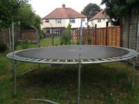 Plum Trampoline 12ft