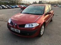 BARGAIN CHEAP DIESEL Renault, MEGANE, Hatchback, 2006, Manual, 1461 (cc), 5 doors