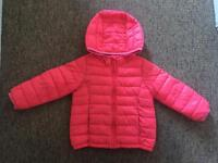 Gap lightweight autumn/ winter jacket age 3