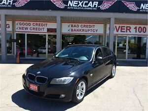 2011 BMW 3 Series 328XI AUT0 AWD A/C LEATHER ONLY 97K